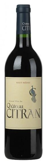 Вино Chateau Citran, Haut-Medoc AOC Cru Bourgeois, 2005