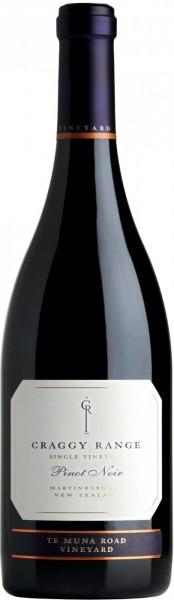 Вино Craggy Range, Pinot Noir, Te Muna Road Vineyard, 2011