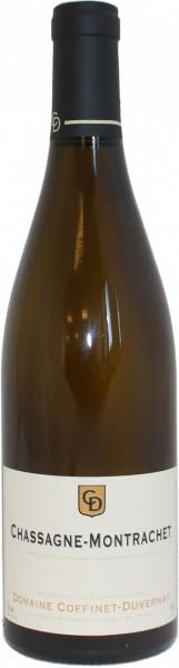 Вино Domaine Coffinet-Duvernay, Chassagne-Montrachet AOC, 2014