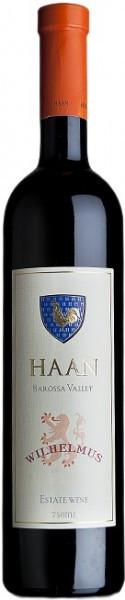 "Вино Haan Wines, ""Wilhelmus"", Barossa Valley, 2012"