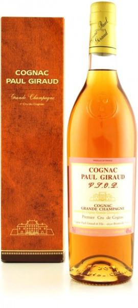 Коньяк Paul Giraud, VSOP Grande Champagne Premier Cru, gift box, 0.7 л