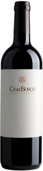 Вино Curtefranca Rosso DOC, 2007