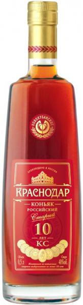 """Коньяк """"Krasnodar"""" KS, 0.5 л"""
