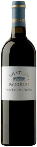 Вино Chateau Faugeres, Saint-Emilion AOC Grand Cru, 2011