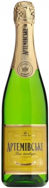 """Игристое вино """"Artemovskoye"""" White semi-dry, 0.2 л"""