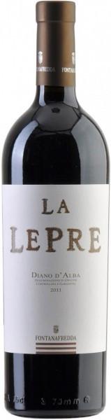 "Вино Fontanafredda, ""La Lepre"", Diano d'Alba DOCG, 2011"