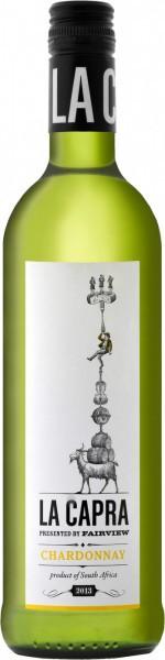 "Вино Fairview, ""La Capra"" Chardonnay, 2013"
