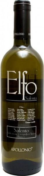 Вино Apollonio Elfo Bianco Salento IGT 2005