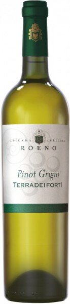 Вино Roeno di Fugatti, Pinot Grigio, Valdadige Terradeiforti DOC, 2015