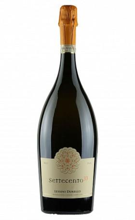 Игристое вино Cantina di Soave Lessini Durello Settecento 33 0.75л
