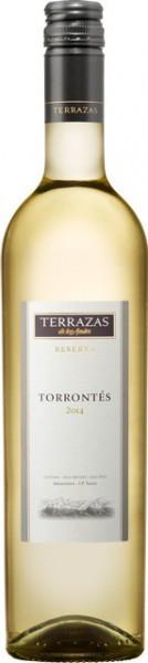 """Вино Terrazas de Los Andes, """"Reserva"""" Torrontes, 2014"""