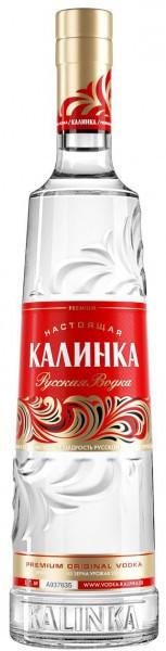 Водка Kalinka Khokhloma, 0.5 л