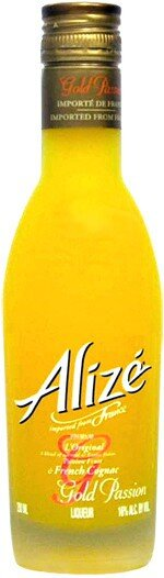 Ликер Alize Gold Passion, 0.2 л