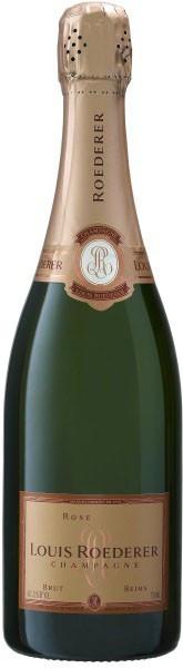 Шампанское Brut Rose AOC 2006