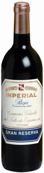 """Вино CVNE, """"Imperial"""" Gran Reserva, Rioja DOC, 2008"""