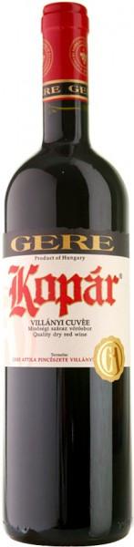 Вино Gere Attila, Cuvee Kopar, 2006