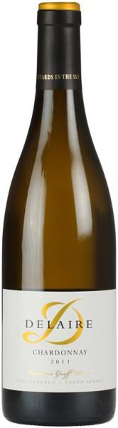 Вино Delaire, Chardonnay, 2011