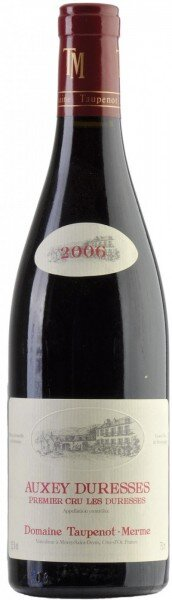 Вино Domaine Taupenot-Merme, Auxey Duresses Premier Cru Les Duresses AOC, 2006