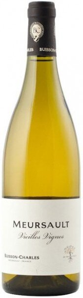 "Вино Domaine Buisson-Charles, Meursault ""Vieilles Vignes"" AOC, 2008"