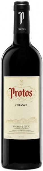Вино Protos, Crianza, 2008