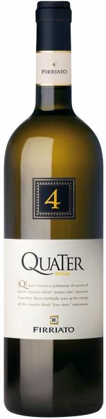 """Вино Firriato, """"Quater"""" Bianco, Sicilia IGT, 2012"""