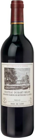 Вино Chateau Duhart-Milon Rothschild Pauillac Grand Cru AOC 2000