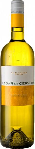 "Вино ""Lagar de Cervera"" Albarino DO, 2010"