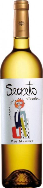 "Вино Viu Manent, ""Secreto"" Viognier, 2014"