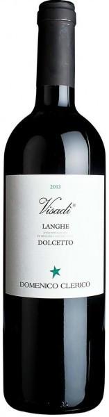 """Вино Domenico Clerico, """"Visadi"""" Dolcetto, Lange DOC, 2013"""