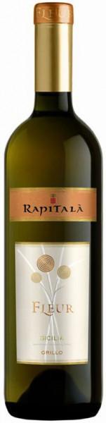 """Вино Tenuta Rapitala, """"Fleur"""" Grillo, Sicilia IGT, 2010"""