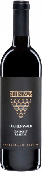 Вино Nittnaus, Zweigelt Luckenwald Reserve, Neusiedlersee DAC, 2015