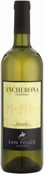 Вино Ancherona Chardonnay Toscana IGT 2007