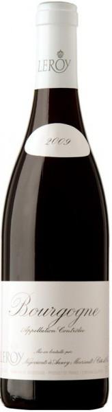 Вино Bourgogne Rouge AOC, 1999