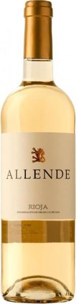 "Вино Rioja DOC ""Allende"" blanco, 2012"