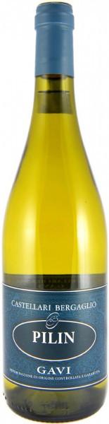 "Вино Castellari Bergaglio, Gavi DOCG ""Pilin"", 2010"