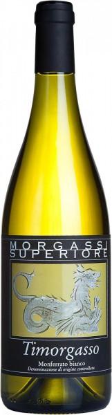 """Вино Morgassi Superiore, """"Timorgasso"""", Monferrato Bianco DOC, 2007"""