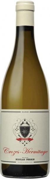 Вино Maison Nicolas Perrin, Crozes-Hermitage Blanc, 2012
