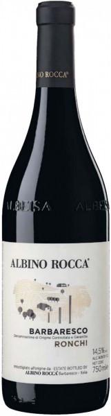 "Вино Albino Rocca, ""Vigneto Bric Ronchi"", Barbaresco DOCG, 2013"