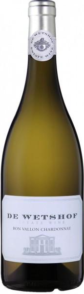 """Вино De Wetshof, """"Bon Vallon"""" Chardonnay, 2013"""