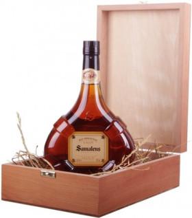 Арманьяк Samalens Bas Armagnac VSOP, wooden box, 0.7 л