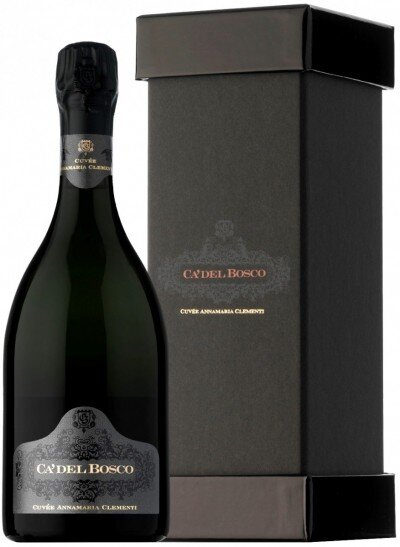 "Игристое вино ""Cuvee Annamaria Clementi"", Franciacorta DOCG, 2008, in gift box"