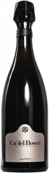 "Игристое вино Ca' del Bosco, ""Saten"", Franciacorta DOCG, 2001"