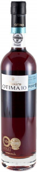 Вино Warre's Otima 10 Year Old Tawny Porto, 0.5 л