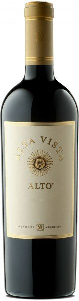 Вино Alta Vista, Alto, 2010