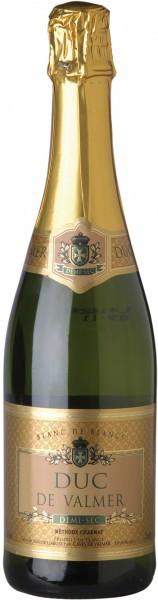 Игристое вино Duc de Valmer Demi-Sec