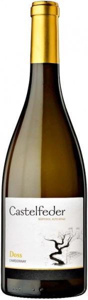"Вино Castelfeder, ""Doss"" Chardonnay, Alto Adige DOC, 2015"