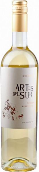 """Вино """"Artes del Sur"""" Torrontes Reserva"""