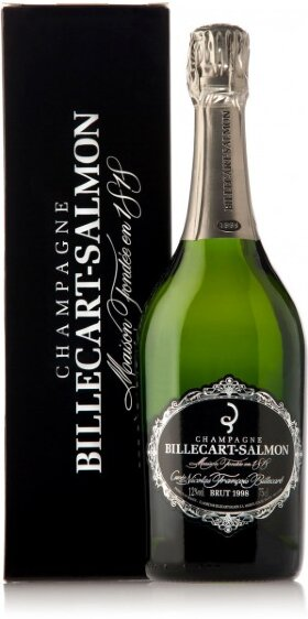 Шампанское Billecart-Salmon, Cuvee Nicolas Francois Billecart, 1998, gift box