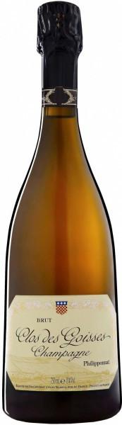 "Шампанское Philipponnat, ""Clos des Goisses"" Blanc, Champagne AOC, 1998"