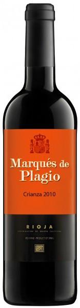 """Вино """"Marques de Plagio"""", Crianza, Rioja DOC, 2010"""